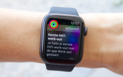 Apple Watch 4 review (Nederlands)