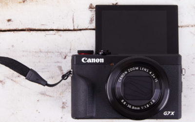 Canon Powershot G7X Mark III – review // De ideale vlogcamera?